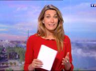 Anne-Claire Coudray : Sa vie de mère et le JT de TF1... Deux défis de taille !