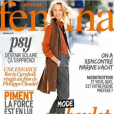 Version Femina  - édition du dimanche 20 septembre 2015.