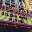 Selena Gomez a tourné le clip de Same Old Love au Palace Theater à Los Angeles