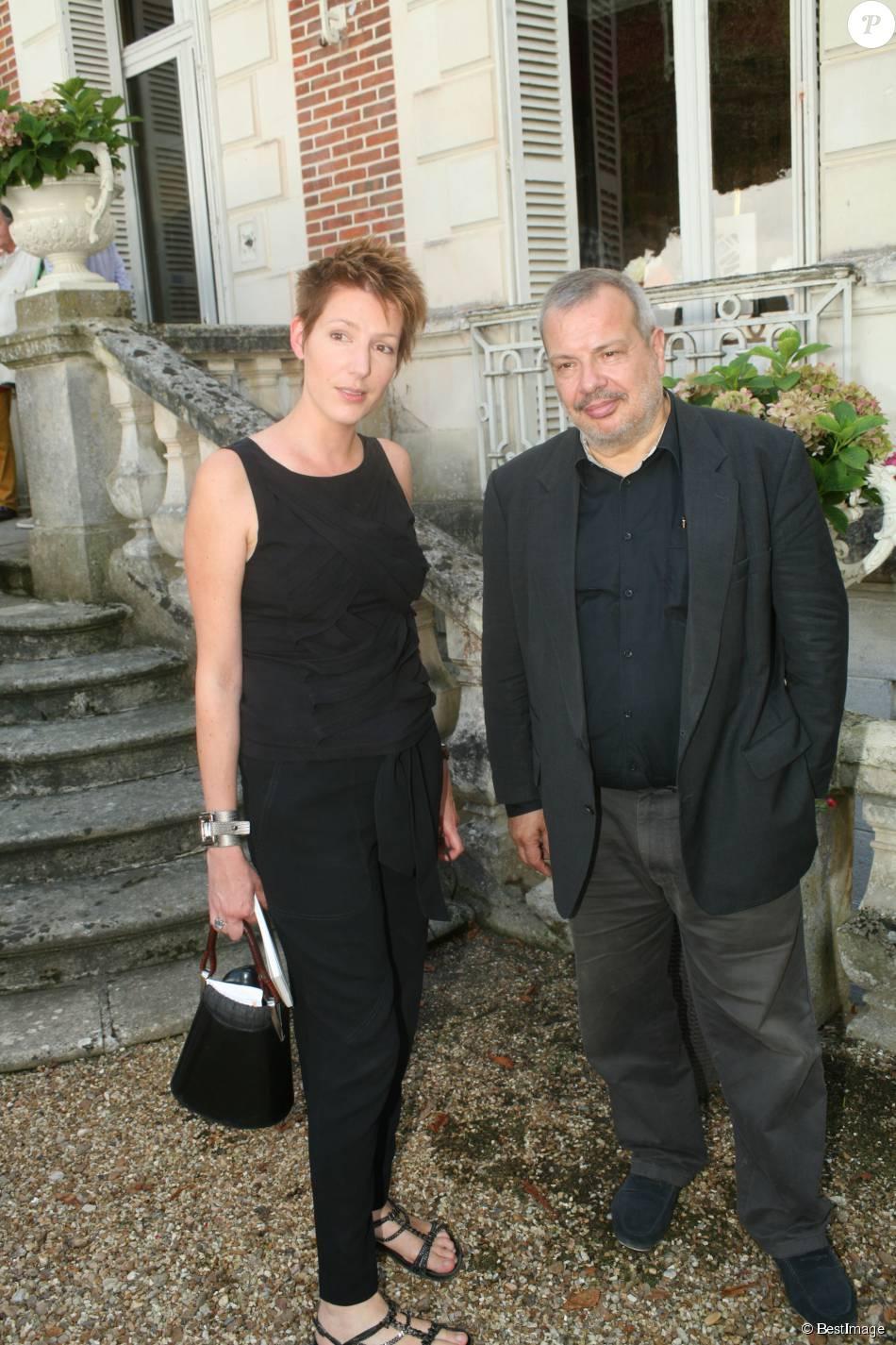 Portrait natacha polony et son mari p rico l gasse en septembre 2015 purepeople - Charlotte de turckheim et son mari ...