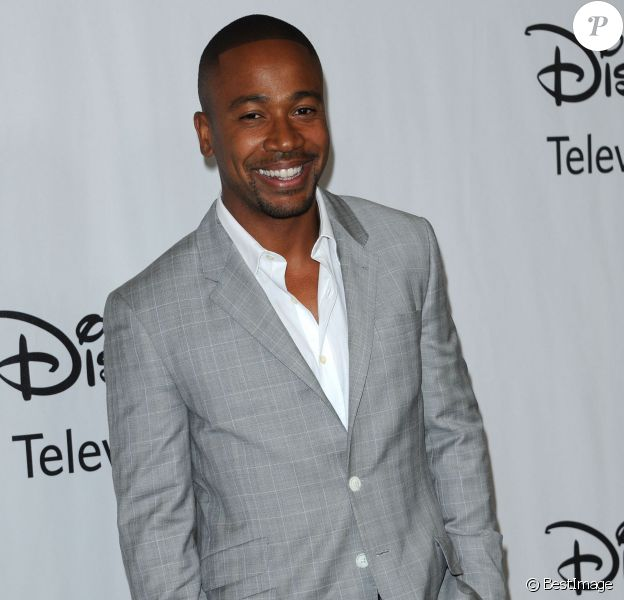 Columbus Short - La chaîne Disney présente le ABC Television TCA summer press tour à Beverly Hills le 27 juillet 2012