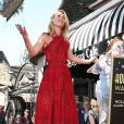Claire Danes inaugure son étoile sur le Walk of Fame à Hollywood, le 24 septembre 2015
