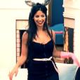 Secret Story 9, le Sexy Ménage du 25 septembre 2015. Ici Alia.