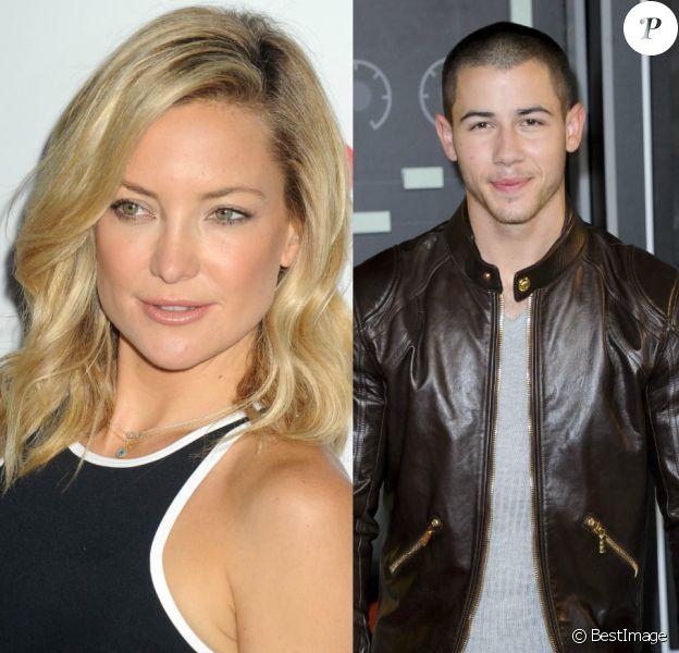 Kate Hudson et Nick Jonas, nouveau couple à Hollywood ?