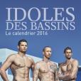 Calendrier 2016 Idoles des bassins aux éditions Michel Lafon