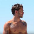 Giacomo Perez-Dortona - Shooting du calendrier 2016 Idoles des bassins