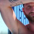 William Meynard - Shooting du calendrier 2016 Idoles des bassins