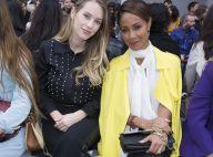 Fashion Week : Dylan Penn, Alice Isaaz... spectatrices radieuses au défilé Chloé