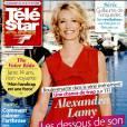 Magazine  Télé Star  en kiosques le 5 octobre 2015.