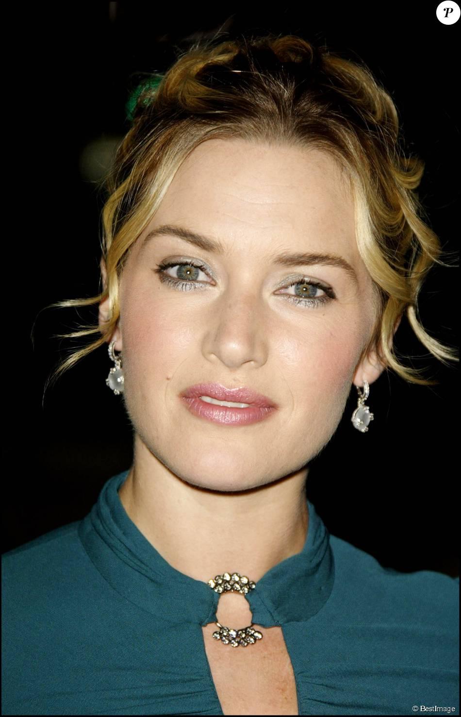 Kate Winslet à Sa...