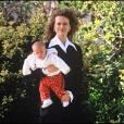 Info - Isabella Cruise se serait mariée en secret avec Max Parker. Ici Nicole Kidman et sa fille en 1993.