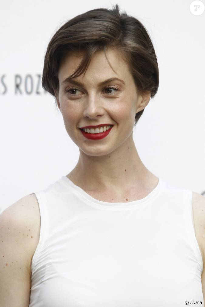 Elettra Rossellini Wiedemann Inherited Beauty Pictures to pin on