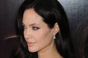 REPORTAGE PHOTOS : Angelina Jolie a tous ses enfants... dans la peau !