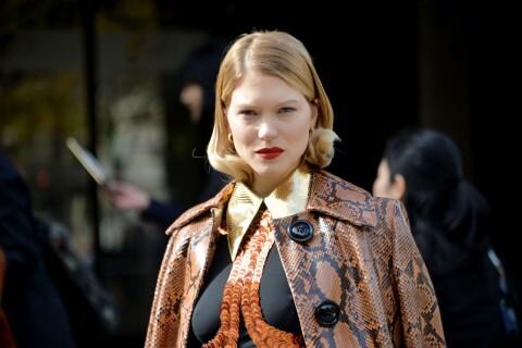 Fashion Week : Léa Seydoux et Louise Bourgoin pour une fin de semaine en beauté