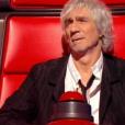 Louis Bertignac, dans  The Voice Kids  saison 2, le vendredi 9 octobre 2015 sur TF1.