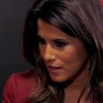 Karine Ferri, dans  The Voice Kids  saison 2, le vendredi 9 octobre 2015 sur TF1.