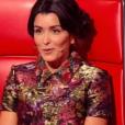 Jenifer, dans  The Voice Kids  saison 2, le vendredi 9 octobre 2015 sur TF1.