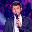 Christophe Beaugrand, dans l'hebdo de  Secret Story 9  sur TF1, le vendredi 9 octobre 2015.