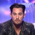Rémi au confessionnal, dans l'hebdo de  Secret Story 9  sur TF1, le vendredi 9 octobre 2015.