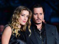 Johnny Depp et sa femme Amber Heard : Assortis, glamour et inséparables !