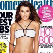 """Lea Michele aime ses fesses : """"C'est le clou du spectacle"""""""