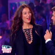 Julie et Christophe Beaugrand, dans l'hebdo de  Secret Story 9 , le vendredi 16 octobre 2015 sur TF1.