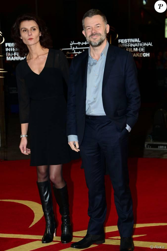 Eric naulleau et sa femme veronika au 12e festival international du film de marrakech le 8 - Raphael de casabianca et sa femme ...