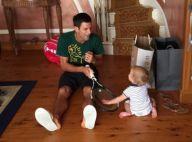 Novak Djokovic : Pour son adorable Stefan, il dévoile son talent caché
