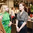 Scout LaRue Willis, Liz Goldwyn - Soirée Equipment & Vogue avec Liz Goldwyn à la boutique Equipment, Los Angeles, le 21 octobre 2015