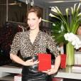 Liz Goldwyn - Soirée Equipment & Vogue avec Liz Goldwyn à la boutique Equipment, Los Angeles, le 21 octobre 2015