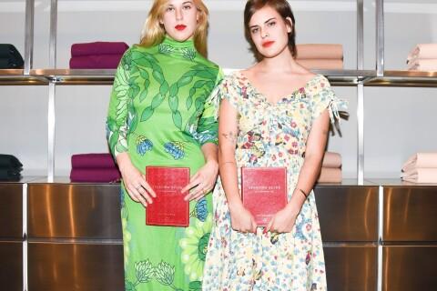 Scout et Tallulah Willis : Les soeurs élégantes pour une soirée avec Liz Goldwyn
