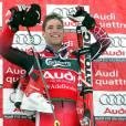 Benjamin Raich victorieux à Adelboden, le 7 janvier 2006