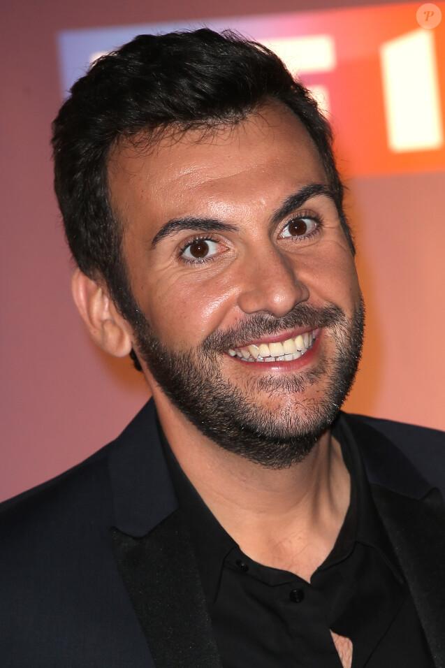 Laurent Ournac (animateur de l'émission) - Photocall  Danse avec les stars 6  devant TF1 à Boulogne-Billancourt, le 7 octobre 2015.