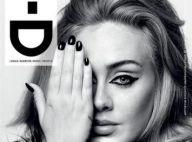 """Adele, maman en plein come-back : """"C'est dur"""""""