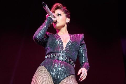 Jennifer Lopez : La bombe latine dans ses oeuvres, sous les yeux de son chéri