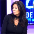 Nathalie répond à une interview pour  Non Stop People . Elle se confie sur Ali et son ex-compagnon Vivian. Octobre 2015.