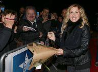 Lara Fabian : Ovationnée, elle dévoile le film Un soir autour du monde