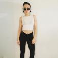 Jessie J prend la pause et dévoile sa nouvelle tête / photo postée sur le compte Instagram de la chanteuse.
