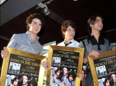REPORTAGE PHOTOS : Les Jonas Brothers  enflamment l'Espagne... avant Paris !