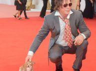 Mickey Rourke au bord du suicide : Comment son chien lui a sauvé la vie