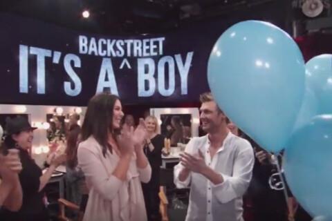 Nick Carter : Le Backstreet Boy découvre en direct le sexe de son futur bébé !