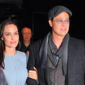 "Angelina Jolie et Brad Pitt : Mari et femme avec ""Vue sur mer"", ils rayonnent"