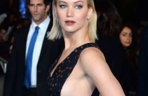 Jennifer Lawrence, icône sexy et envoûtante devant deux stars de Game of Thrones
