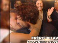 Laure Manaudou et Jérémy Frérot : Tendre baiser en direct des NRJ Music Awards