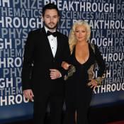Christina Aguilera et Lily Collins : Concours de décolletés plongeants