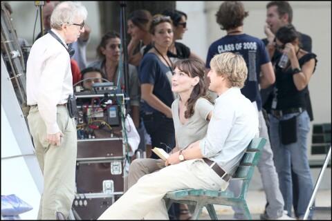 """Carla Bruni et le cinéma : """"Je ne pense pas qu'elle le refera"""""""
