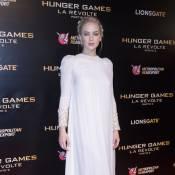 Jennifer Lawrence avec ses neveux dans Hunger Games : La relève est en marche