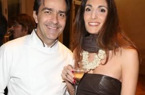 Yannick Alléno bientôt marié : Le chef étoilé va épouser Laurence Bonnel