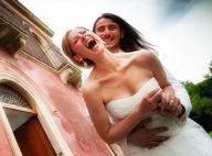 Lara Fabian, romantique, raconte sa rencontre avec son mari Gabriel...