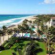 Sofia Vergara et Joe Manganiello vont se marier le 21 et 22 novembre 2015 au sein du somptueux complexe hôtelier The Breakers, à Palm Beach en Floride / photo postée sur le compte Instagram officiel de l'établissement.